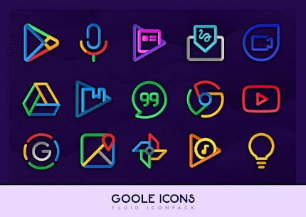 Fluid Icon Pack v1.3.29 [Patched] 2
