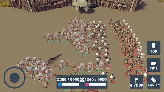 Fantasy: Ultimate Battle Simulator - náhled