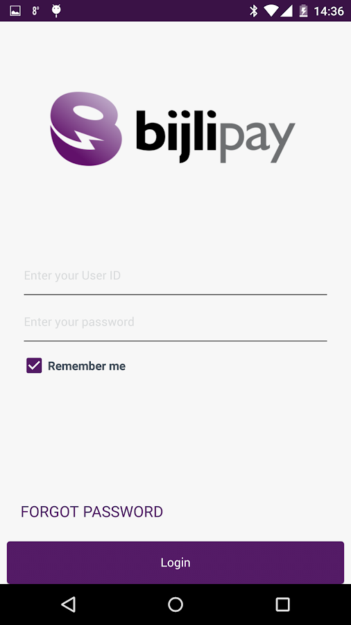 bijlipay- screenshot