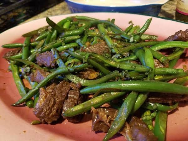 Beef And Bean Stir-fry Recipe