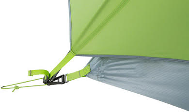 NEMO Dagger 2P Shelter, Green/Gray, 2-person alternate image 3