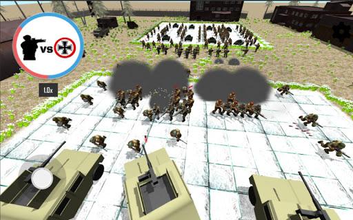 WORLD WAR 2 EPIC BATTLE SIMULATOR 1.3 screenshots 10