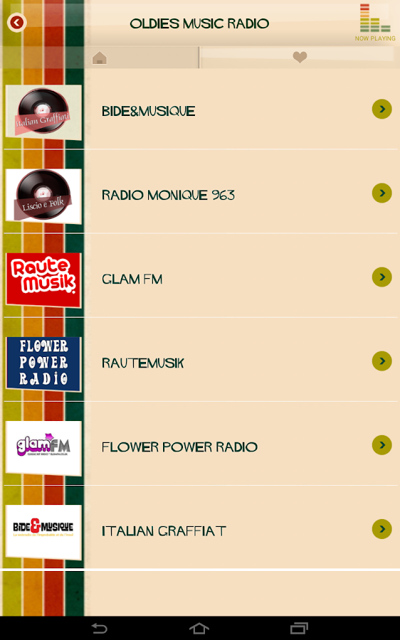 Oldies Music Radio- screenshot