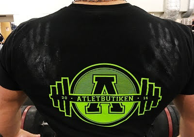 Atletbutiken T-shirt - XXL