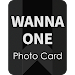 PhotoCard for Wanna One icon