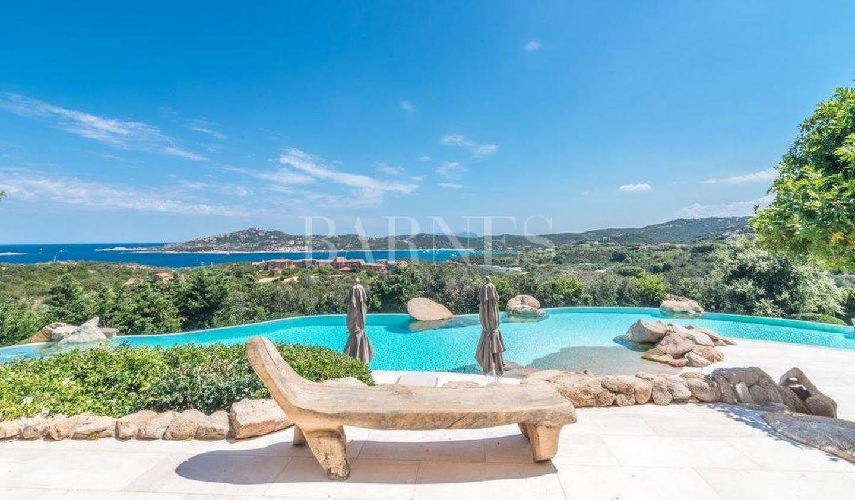 Villa avec piscine et terrasse Porto Cervo