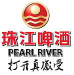 Logo of Pearl River Lager Beer