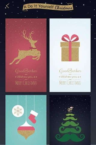 android A DIY Christmas by GoodBarber Screenshot 3