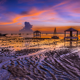 Two baley by Arek Embongan - Landscapes Sunsets & Sunrises