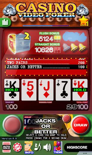 Casino Video Poker screenshots 15