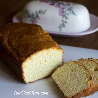 Cheese Gluten Free Low Carb Bread