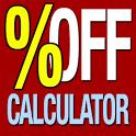 Percent Off Calculator icon