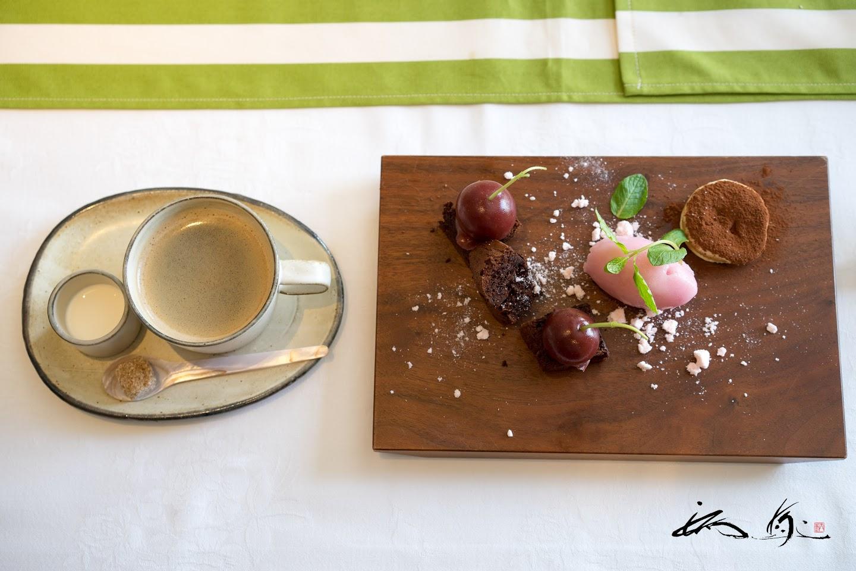 Dessert:ガトーショコラ
