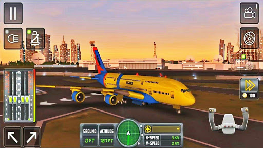 US Airplane u2708ufe0f Simulator 2019 1.0 screenshots 2