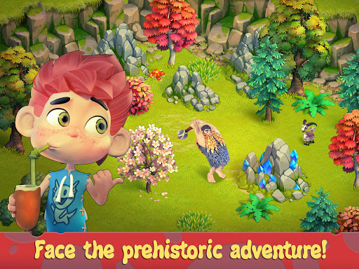 Family Age: prehistoric farm sim 1.0446 screenshots 9