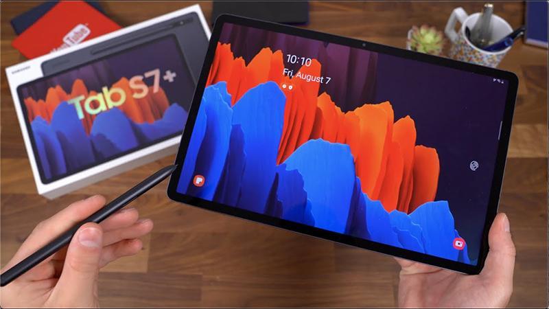 Samsung Galaxy Tab S7 Plus - Cập nhật thông tin, hình ảnh, đánh giá