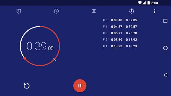 Clock Screenshot 7