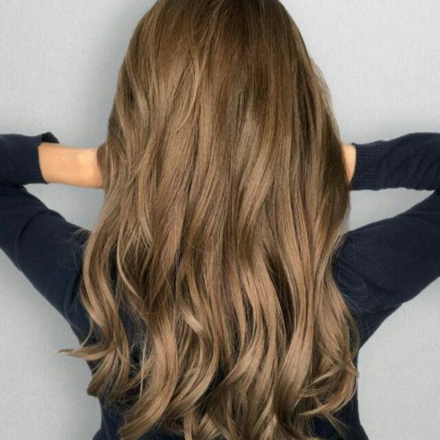 Chestnut Brown Balayage