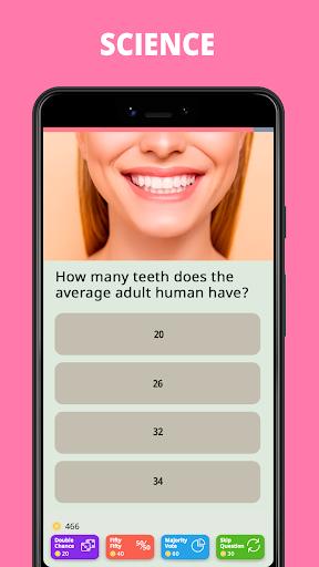 Free Trivia Game. Questions & Answers. QuizzLand. apktram screenshots 17
