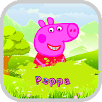 Peppa Game Pig Pro Icon