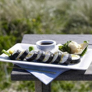 Mango Sauce Sushi Recipes.