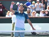 Indian Wells: triomphe de Dominic Thiem contre Roger Federer