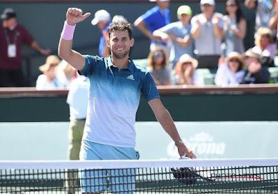 ATP Barcelone: Thiem sort Nadal et va en finale