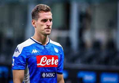 Uitleenbeurt mét optie tot aankoop: Dries Mertens ziet 50-voudige doelpuntenmaker bij Napoli vertrekken