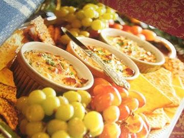 Blue Cheese Bacon Dip Recipe