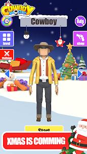 Cowboy war 3D-Fun shooting game 4.2 Latest MOD Updated 2