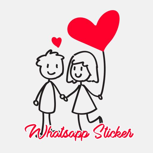 App Insights Wastickerapps Cute Love Couple Sticker Whatsapp