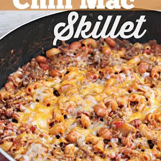 Chili Mac Skillet