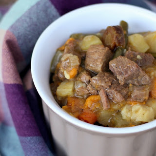 Beef Stew Instant Pot Style (Paleo & AIP Options)
