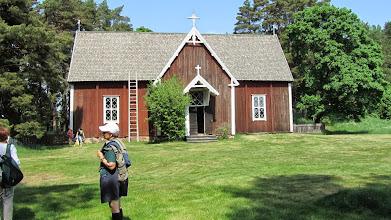 Photo: Seilin kirkko.