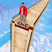 Download Mega Ramp VS Hoverboard Free