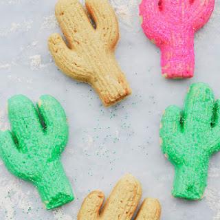 Cast-Iron Sugar Cookies.