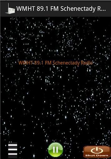 WMHT 89.1 FM Schenectady Radio