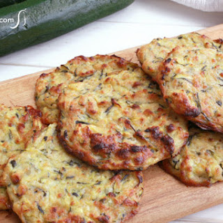 Baked Zucchini Cakes Recipes