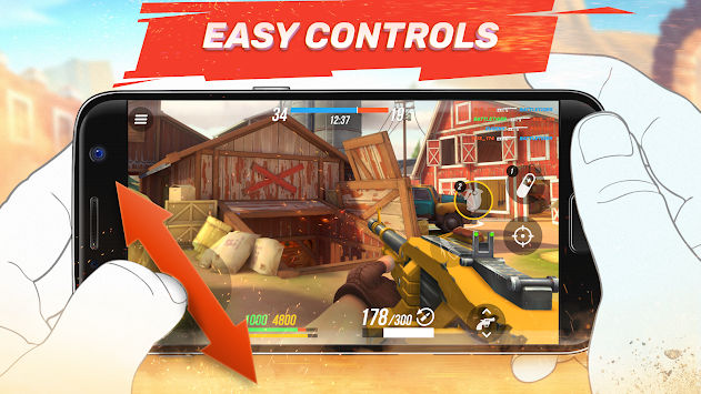 Guns of Boom apk screenshot