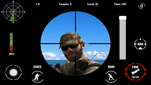 玩免費動作APP|下載Sniper Shooting Desert Combat app不用錢|硬是要APP