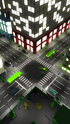 Crossroad crash screenshot