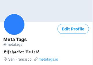 Destaca tu perfil de Instagram y Twitter con fuentes únicas 2