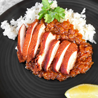 Berbere Spiced Chicken, Doro Wat