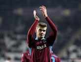 """Quand l'ex-Gantois Alexander Sørloth demande aux supporters de Trabzonspor d'arrêter de le harceler : """"Trop, c'est trop"""""""