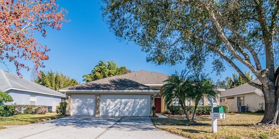 home in Brandon, FL