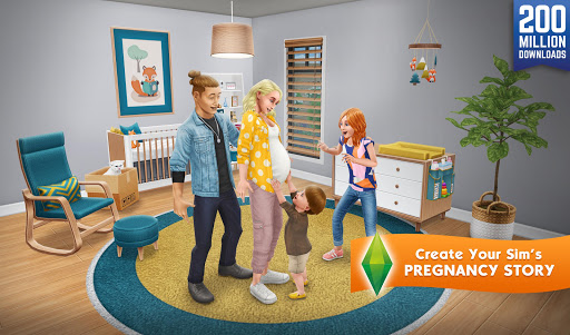 The Sims FreePlay(Mod Money)