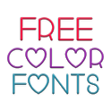 Color Fonts for FlipFont #3 icon