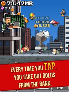 Very Bad Company- screenshot