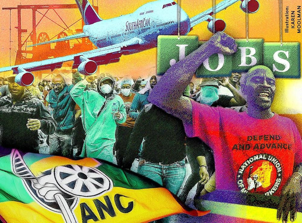 SA's economic decline has happened by design
