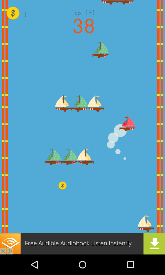 On The Sea- screenshot